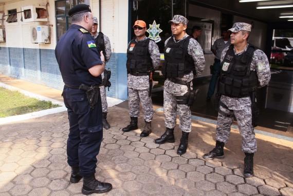 Policiais podem ser convocados para atuar durante as Olimpíadas de 2016