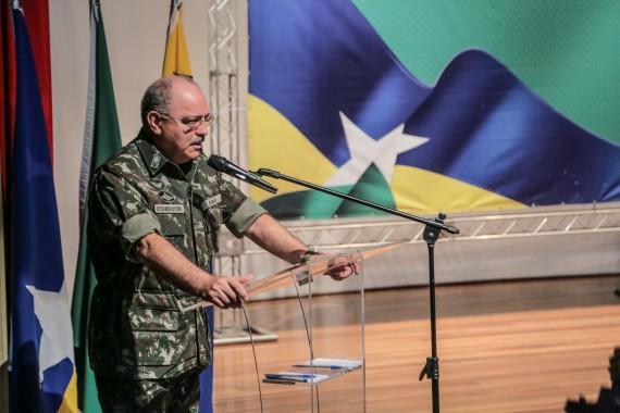 O general Sérgio Westphalen Etchegoyen apontou as vantagens do sistema