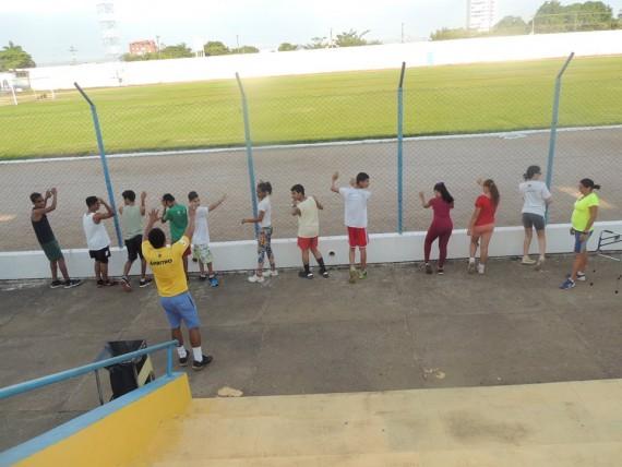 Delegação de Rondônia intensificou os treinos antes de embarcar na segunda-feira para Natal