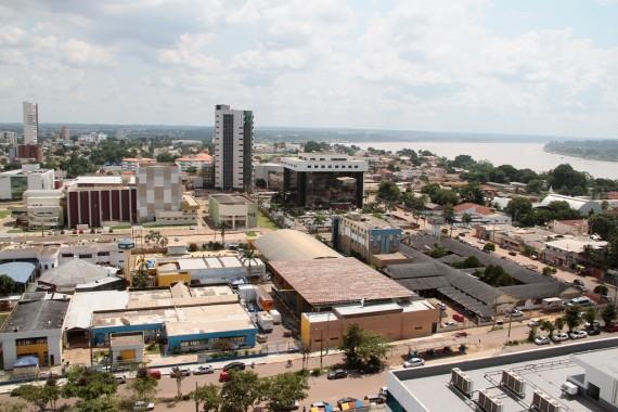 Porto Velho é o maior e mais populoso município de Rondônia