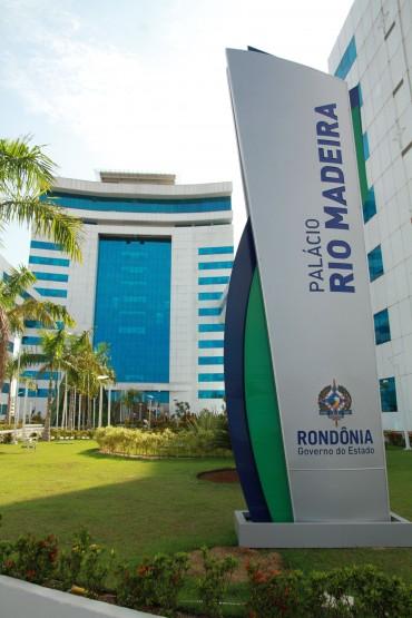 Sede do governo de Rondônia