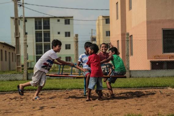 Residencial Porto Madero foi entregue no dia 21 de dezembro às famílias beneficiadas pelo programa de governo
