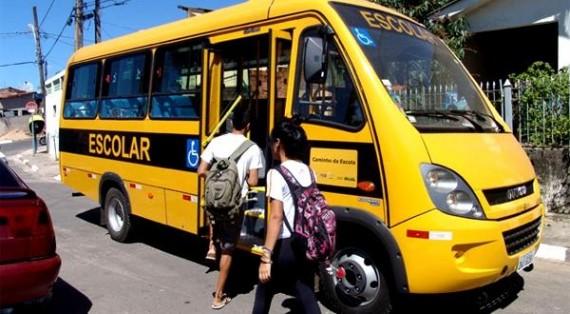 Ônibus percorrem 1,8 milhão de quilômetros por ano com alunos