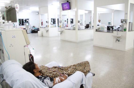 Centro de Hemodiálise de Ariquemes atende o Jamari