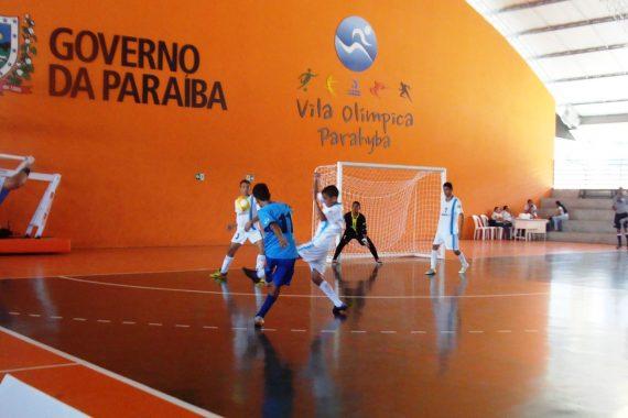 Futsal masculino assumiu a liderança ao vencer o Piauí por 8x0