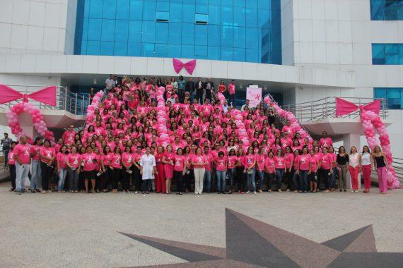 Outubro Rosa, alerta mulheres sobre a importância da prevenção ao câncer de mama
