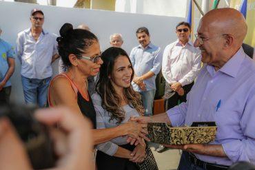 Governador salientou potencial produtivo da região