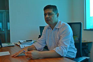 Basílio Lenadro, superintendente da Suder