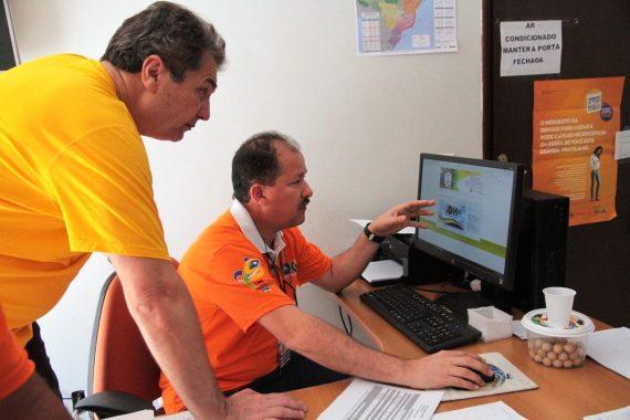 Inspeção do COB aprovou a realização dos jogos em Vilhena