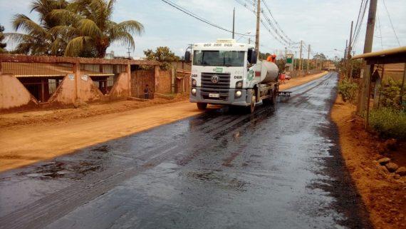 DER asfalto Belmont