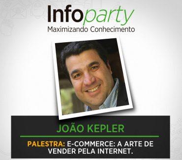 João Kepler está entre os palestrantes recém inseridos na programação