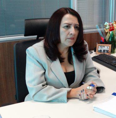 Titular da Seae, Rosana Cristina Vieira