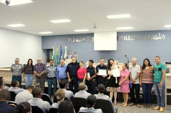 Premiação aconteceu em solenidade na Câmara Municipal de Cacoal