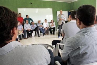Reunião do Governador com o Setor Produtivo na Escola Abaitará