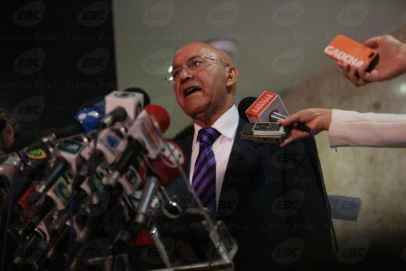 Governador Confúcio concedeu entrevista à Agência Brasil após reunião com Temer