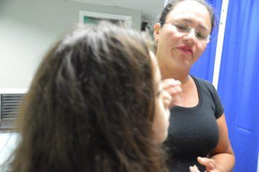 HUMANIZAÇÃO - Cássia Lima: acolhida dos médicos fortalece pais na luta pelos filhos