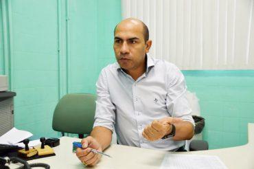 Roberto Dinamite disse que o setor recebe em pacientes do Acre e Amazonas, além de pessoas da Bolívia