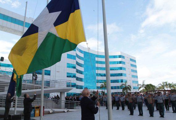 Evento marca os 35 anos de instalação do Estado de Rondônia