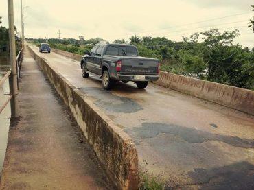 Pontem em Ji-Paraná será construída ao lado da atual que depois será interditada