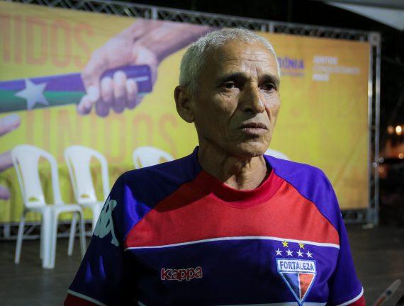 """Fortaleza: """"Confúcio é o único que lembrou do Ronaldo Aragão""""."""