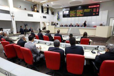 Abertura do ano legislativo foi realizada nesta quarta-feira em Porto Velho