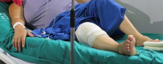REALIDADE - Maioria dos pacientes ortopédicos é vítima de acidentes de trânsito
