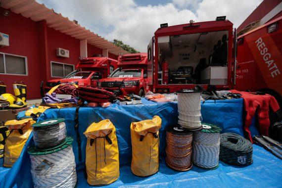 Cerca de R$ 2 milhões foram investidos da aquisição de ambulância e equipamentos