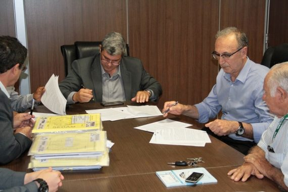 Assinado contrato para realização do diagnóstico de floresta plantada no estado