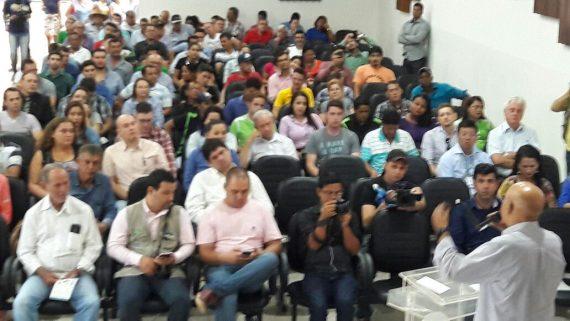 Governador Confúcio destacou que Rondônia investe em pesquisa e tecnologia, se aperfeiçoando para crescer com qualidade e de forma sustentável