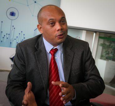 Marcos Aparecido, diretor-geral do campus Calama, espera que a Redinova contribua com o desenvolvimento de Rondônia