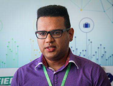 O coordenador do campus Calama, Cleudson Vieira, afirmou que empreendedorismo está presente em todos os cursos do Ifro