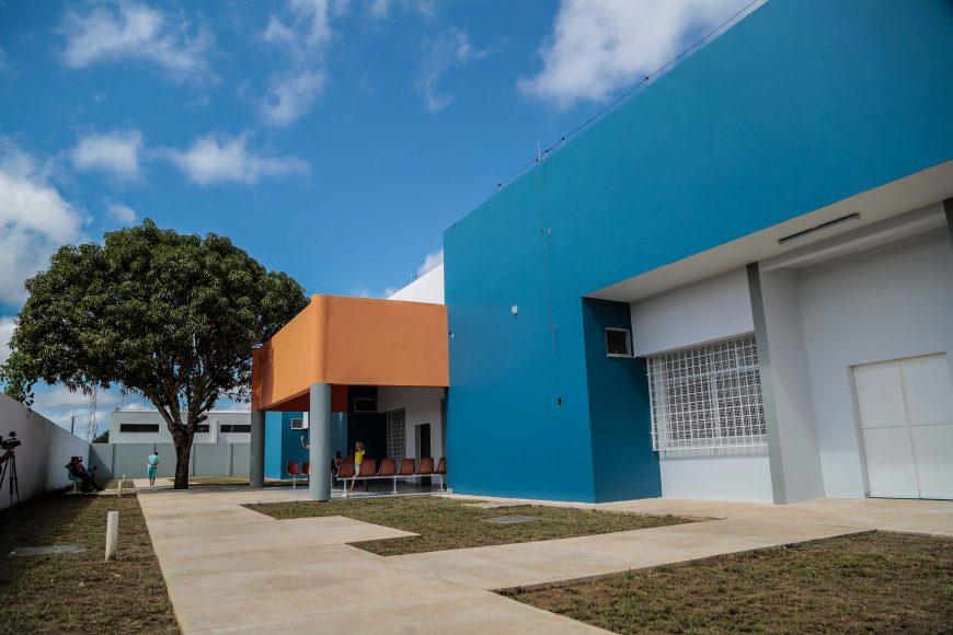 Solenidade de Entrega Oficial de Ambulâncias e Visita Técnica na-1a Etapa da reforma e ampliação da Enfermaria Psiquiátrica do-Hospital de Base Dr Ary Pinheiro 12-04-17-10