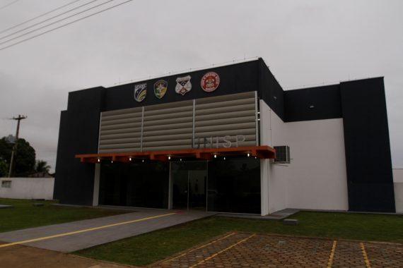 Unisp de Machadinho foi inaugurada nesta quinta-feira