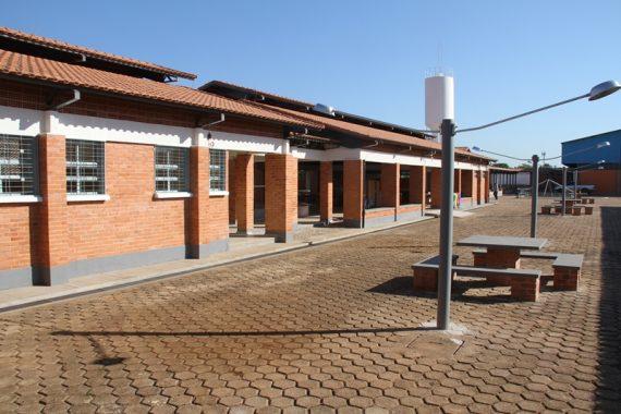 Quando estiver em pleno funcionamento, a escola atenderá também com atividades culturais, como dança, teatro e cinema