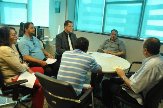O objetivo da visita foi apresentar sugestões de melhorias para o sistema penitenciário de Rondônia a Secretaria de Estado da Justiça