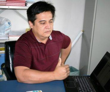 Roberto Nakaoka é o coordenador do programa de Controle da Malária em Rondônia