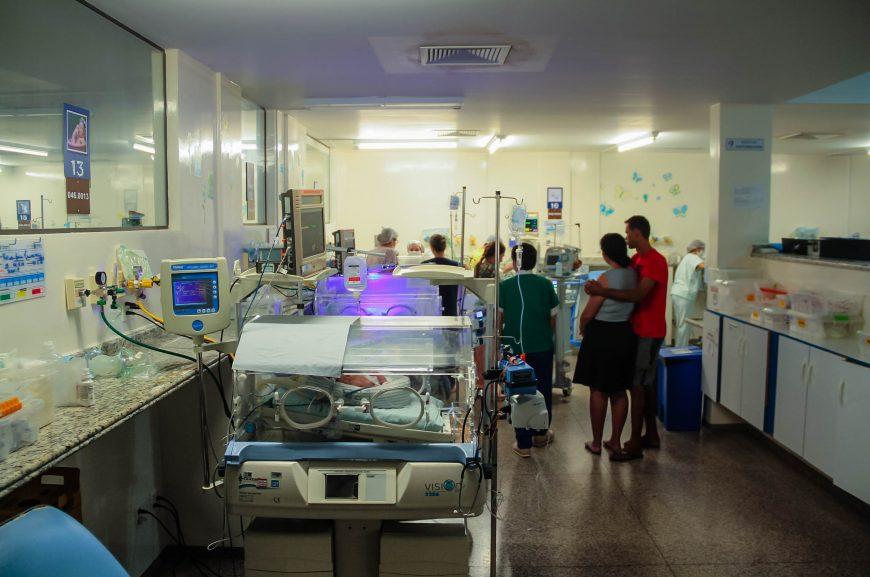 Centro obstétrico do Hospital de Base em Porto Velho é referência no cuidado da saúde feminina, em especial partos de alto risco