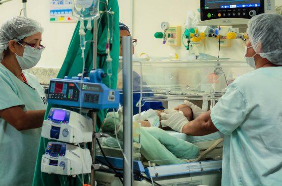 Em oito meses, mais de 2 mil partos de alto risco foram realizados no Hospital de Base em Porto Velho