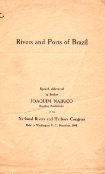 RIVERS AND POST OF BRAZIL