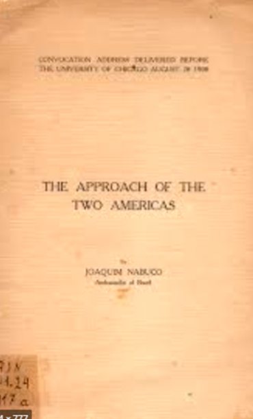 THE APPROACH OF THE AMERICAS