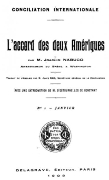 L'ACORD DES DUEX AMÉROQUES