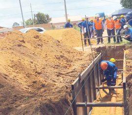 Esgotamento sanitário de Ji-Paraná - Foto Luiz Augusto - 05/02/2020