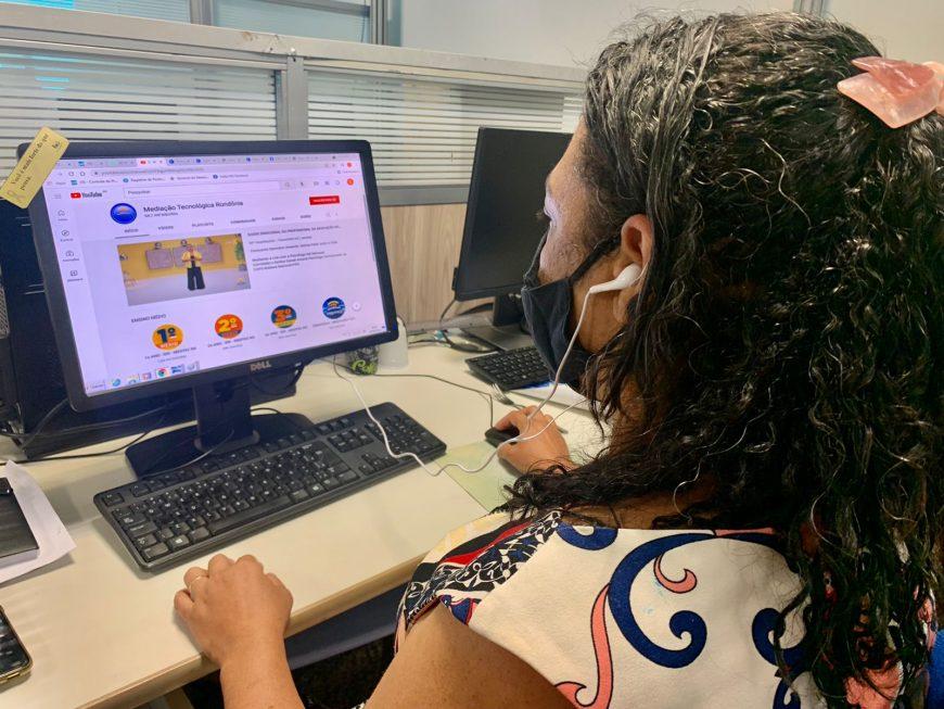 """Núcleo de Saúde Ocupacional da Seduc promove workshop on-line """"Autocuidado em tempos de crise"""" nesta quinta-feira, 30"""