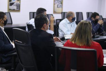 Conselheiros votam doações de dois terrenos no Distrito Industrial.